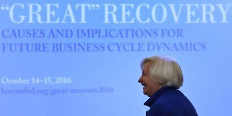 Fed: Beige Book, prospettive economia Usa positive