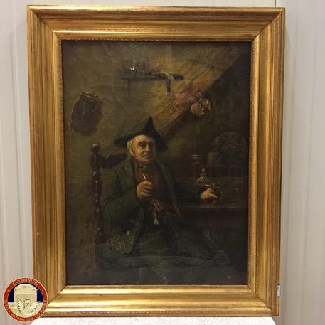 Carabinieri del Nucleo Tutela Patrimonio Culturale di Perugia recuperano 3 dipinti dell'800