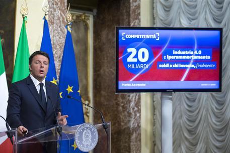 Legge di Bilancio, Renzi: chiude Equitalia, Fisco non sarà nemico del cittadino