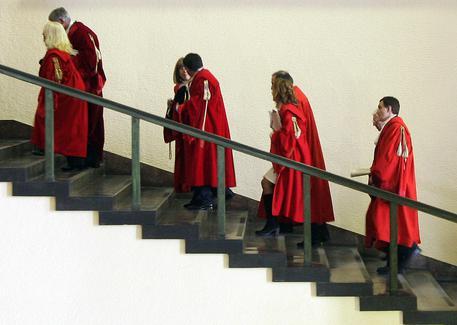 Anm diserta cerimonia anno giudiziario Cassazione