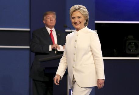 Usa 2016, testa a testa Hillary Clinton Donald Trump