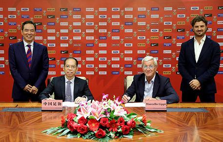 Calcio estero: Lippi prossimo ct della Cina