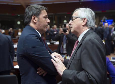 Juncker, l'Italia non smette attaccare la Ue a torto