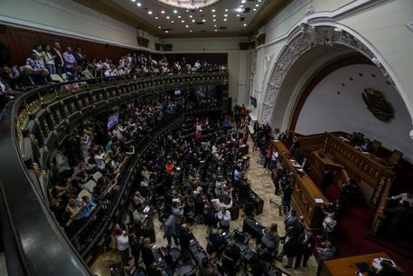 Violente proteste contro il governo in Venezuela