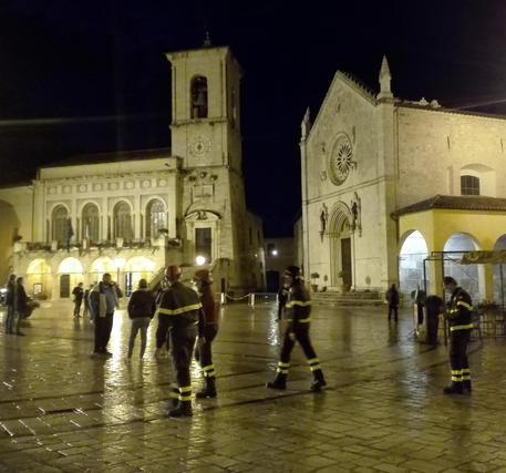Terremoto, forte scossa in Valnerina: magnitudo 5.4 e 6.1
