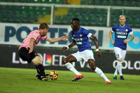 Calcio: Palermo ko, l'Udinese vince 1-3 6f744049d61d1be2b3af856324cecc9e