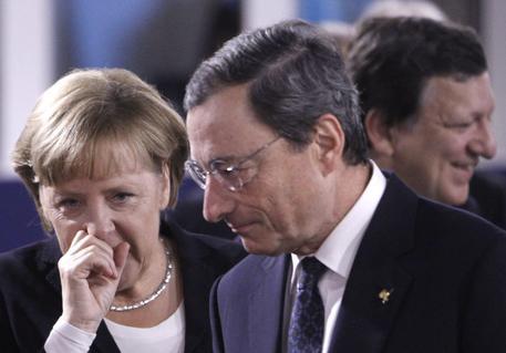 Bce: ripresa procede a ritmo moderato ma costante