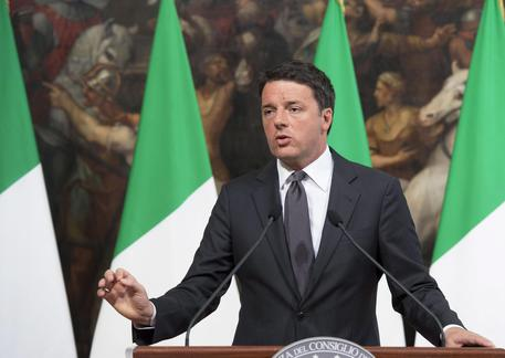Terremoto: Renzi, domani riuniamo consiglio ministri