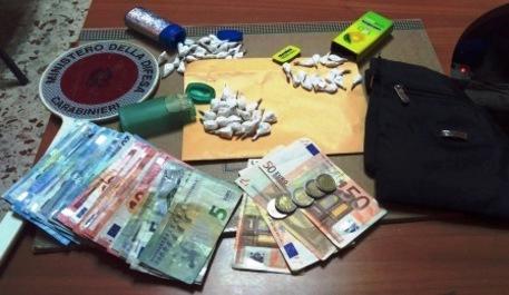 Bassano, ha in casa più di 3 etti di cocaina. Arrestato
