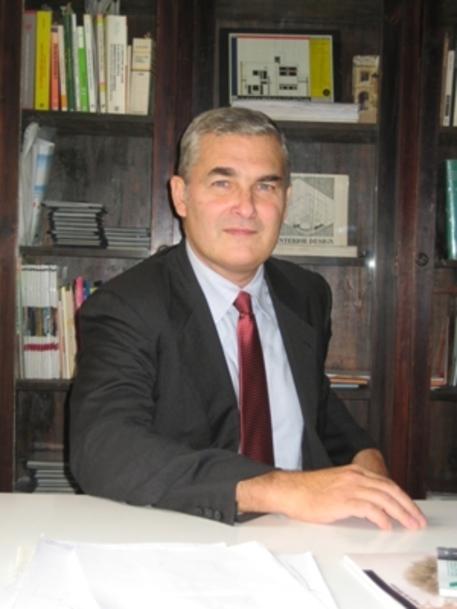 Il presidente della commissione paritetica Antonio La Spina © ANSA