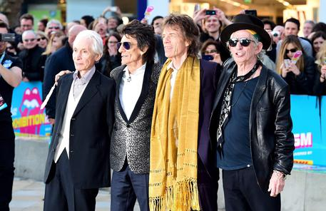 Usa, tributo Rolling Stones a Beatles: Jagger canta 'Come Toghther'