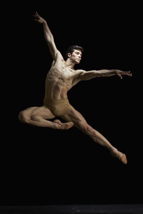 Roberto Bolle and Friends  opens in Florence - English - ANSA.it 58e1aac122fd