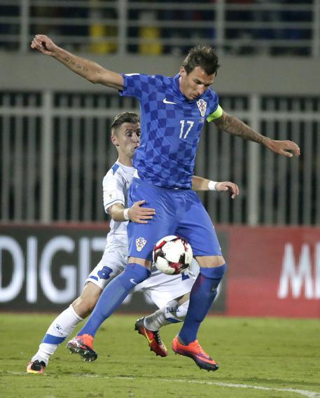 Russia 2018, qualificazioni: Mandzukic trascina la Croazia, rimontona Islanda