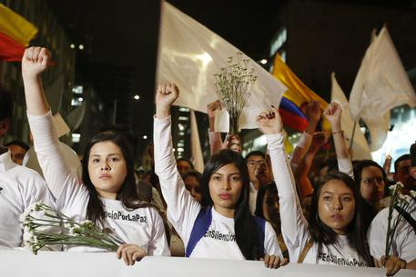 Spiraglio di pace in Colombia
