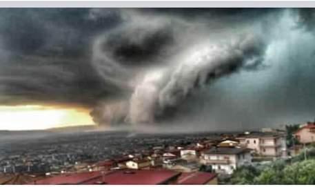 Nubifragio in calabria danni e disagi calabria - Il meteo bagno di romagna ...
