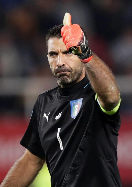 Gigi Buffon vince il Golden Foot Award 0cedd691492d87604d18208da4aadac9