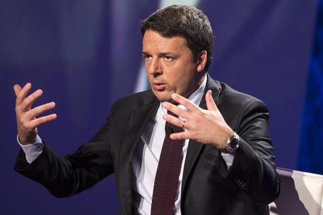 Renzi, basta con Italia patria divisioni