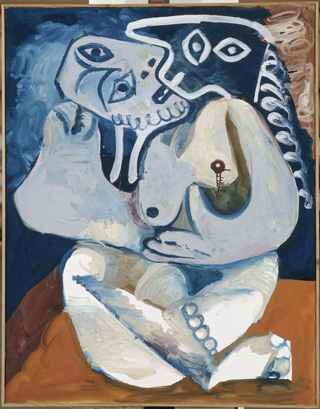 Il genio di Picasso in 90 capolavori