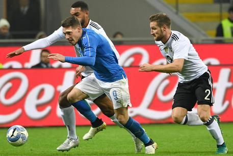 Italia Germania 0-0 nell amichevole al Meazza - Calcio - ANSA.it d55dc19a2d76a