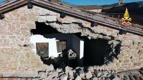 Italia: terremoto: proseguono scosse, la più forte di magnitudo 3.5