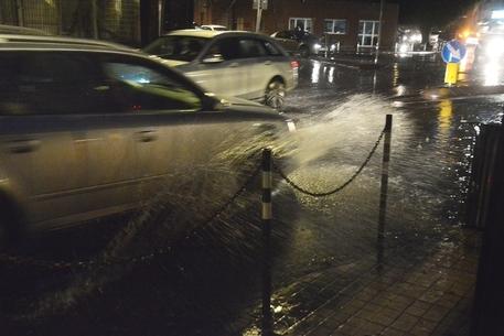Maltempo e pioggia, la protezione civile emana l'allerta 'gialla'