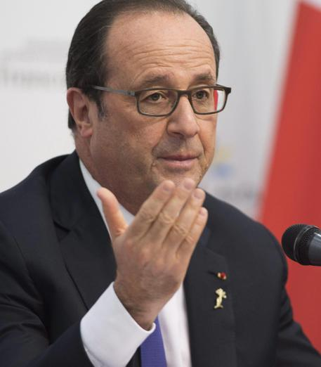 Francois Hollande © AP