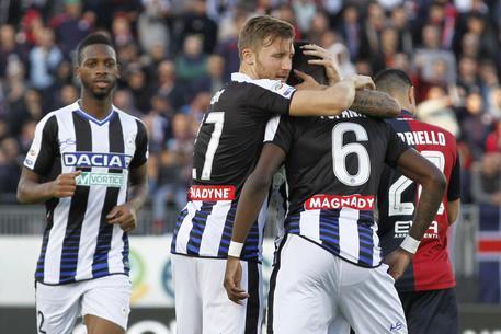 Le probabili formazioni di Cagliari-Udinese - Rientra De Paul, Borriello dal 1'