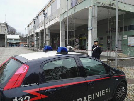 Torino, pacco sospetto davanti a ufficio postale