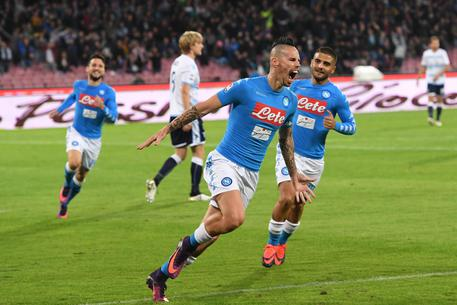 Serie A: Napoli-Lazio 1-1 2d42222056539d881ae0c80b8e9d7ac6