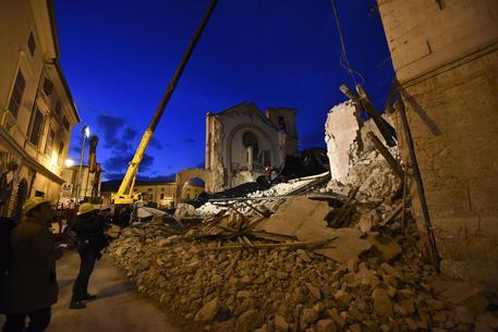 Terremoto, sparito un dipinto del '600 dalla chiesa di Norcia
