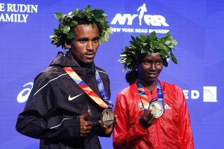 Sabino Basso record alla maratona di New York: decimo anno