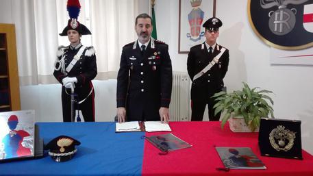 Carabinieri, presentato il calendario storico 2017
