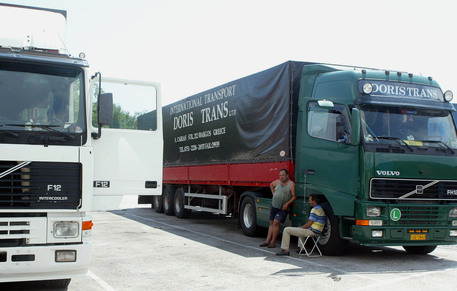 Omicidio all'autoporto di Fernetti: fermati due camionisti russi