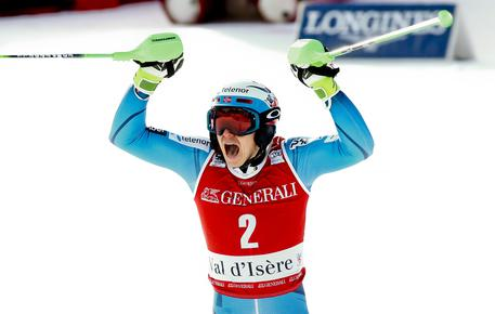 Slalom Isere a norvegese Kristoffersen
