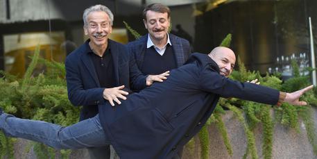 Fuga da Reuma Park, Aldo Giovanni e Giacomo... tra 25 anni