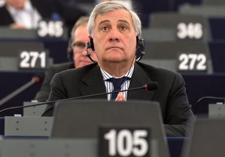 Antonio Tajani nuovo presidente del Parlamento UE COMMENTA