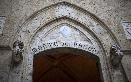 Banca Monte dei Paschi di Siena © ANSA