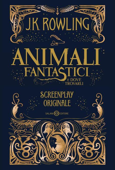 Risultati immagini per gli animali fantastici screenplay
