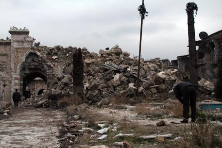 Siria: Onu vota su invio osservatori ad Aleppo