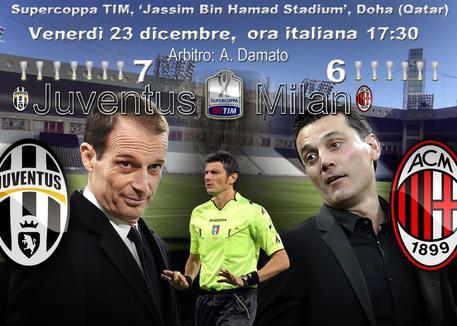 Milan, la frecciatina di Berlusconi alla Juventus:'Per fermare i bianconeri…'