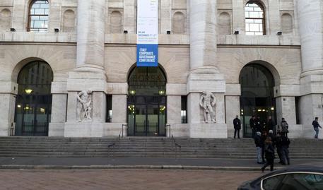 accaparramento come merce rara vendita all'ingrosso Sito ufficiale Borsa:Milano in rialzo con banche deboli - Economia - ANSA