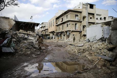 Mosca, possibile accordo con Usa su Aleppo