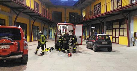Incendio al poligono di Pinasca: vittima il pensionato torinese Michele Manconi