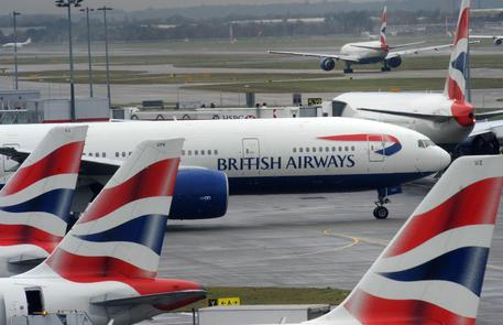 British Airways © EPA