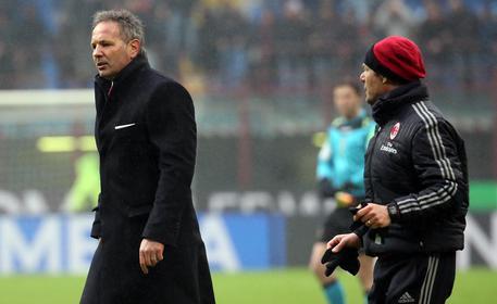 Milan-Genoa 2-1 ma Mihajlovic si infuria 4dd3d4ad3b6af5178a423d8c49c07146