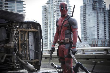 DEADPOOL SBANCA BOX OFFICE USA, ORA IN ITALIA © AP