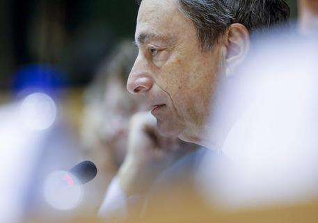 Mario Draghi, the Italian President  of the European Central Bank (ECB) [ARCHIVE MATERIAL 20151112 ] © ANSA
