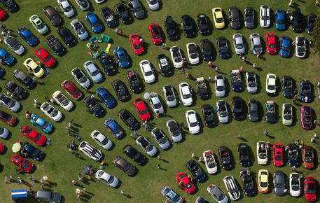 Auto: -6,8% vendite Europa, pesa Pasqua