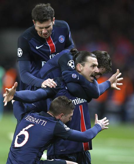 Paris Saint-Germain vs Chelsea FC © EPA