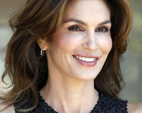 Cindy Crawford © ANSA